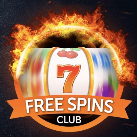 Join the Free Spins Club at ComeOn Casino