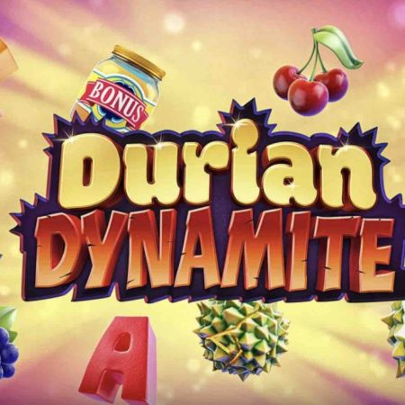 Double Speed on Durian Dynamite at Rizk Casino