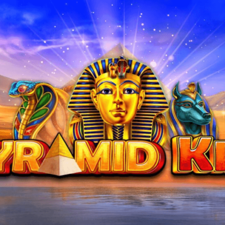 Double Speed on Pyramid King at Rizk Casino