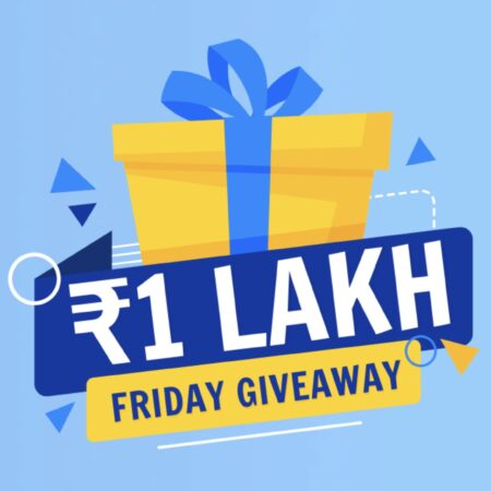 ComeOn Friday Giveaway Voucher